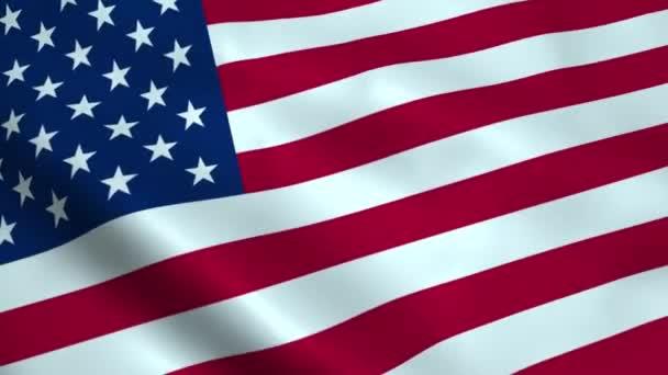 Reális Usa zászló
