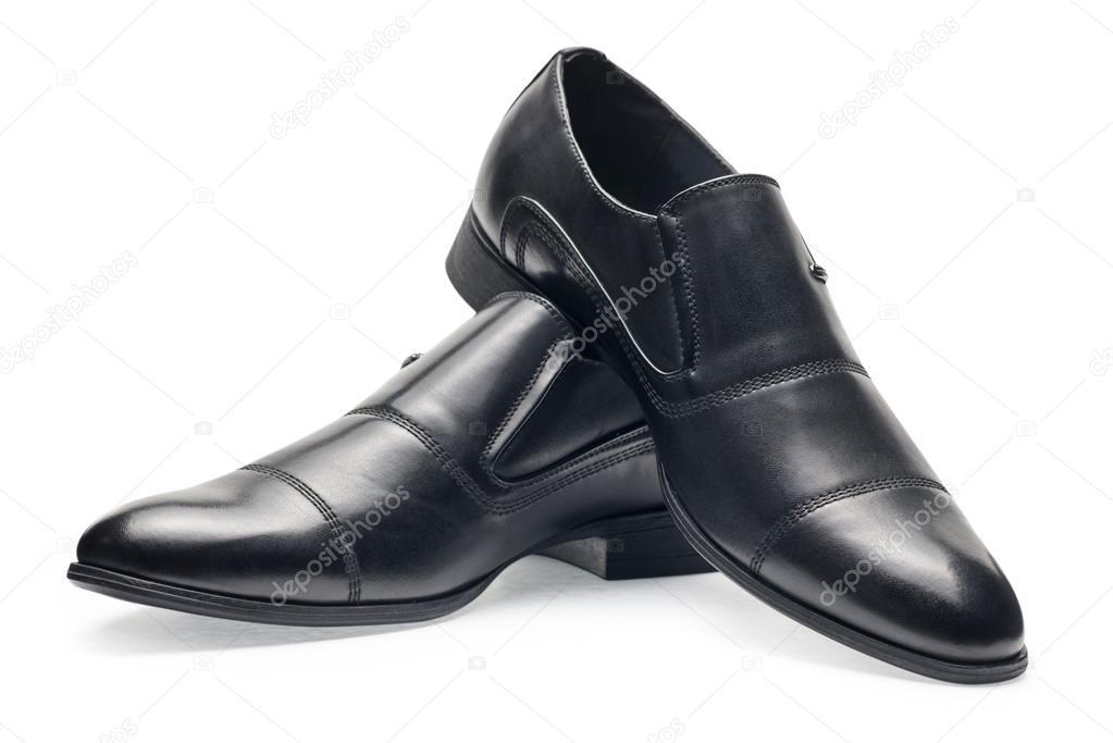 En Une HommesSans Pour Cuir Noir Paire Les De Classique Chaussures QdtoCBrxsh