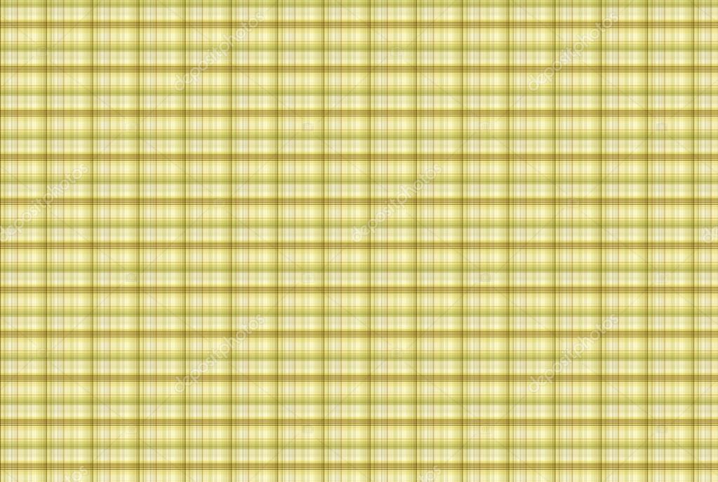Tartan Gelb Muster Karierte Kleidung Tabelle Stockfoto Dekhard