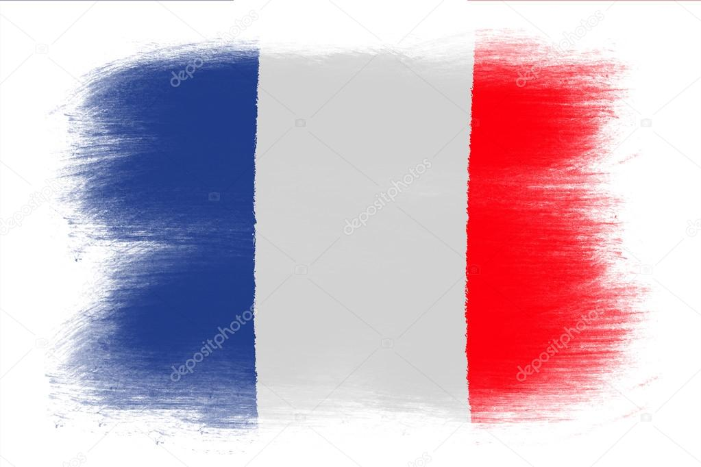 La Bandiera Francese Foto Stock Tpabma2 99149958
