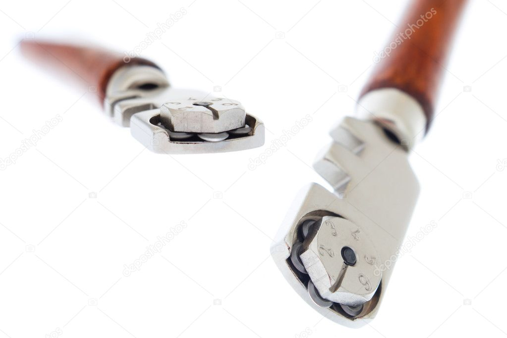Charming Brandneue Glasschneider, Messerwerkzeug Verwendet Von Glaser Isoliert Auf  Weißem Hintergrund U2014 Foto Von Lipowski