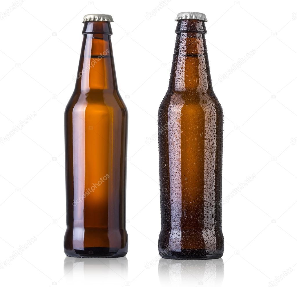 маленькая бутылка пива картинка отлично окрашивается любые
