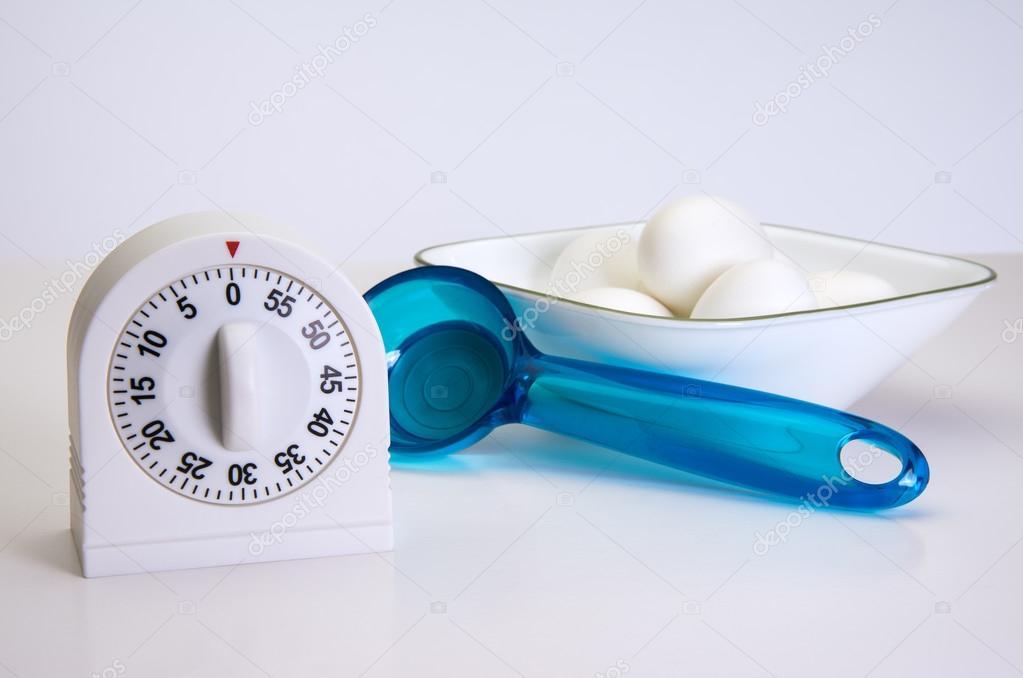 timer da cucina — Foto Stock © jerryb7 #66224345