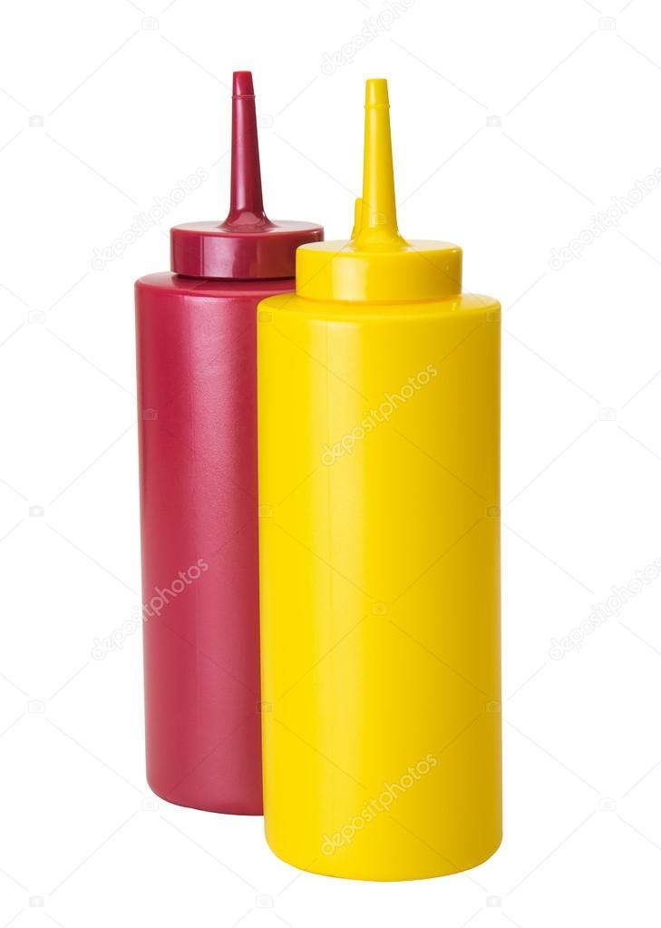 ketchup spuiten