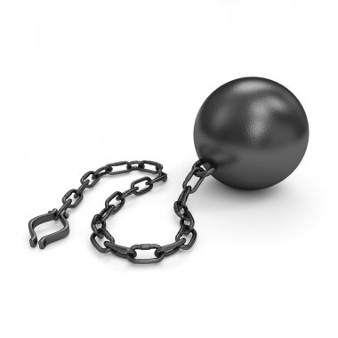 Heavy Ball and Chain