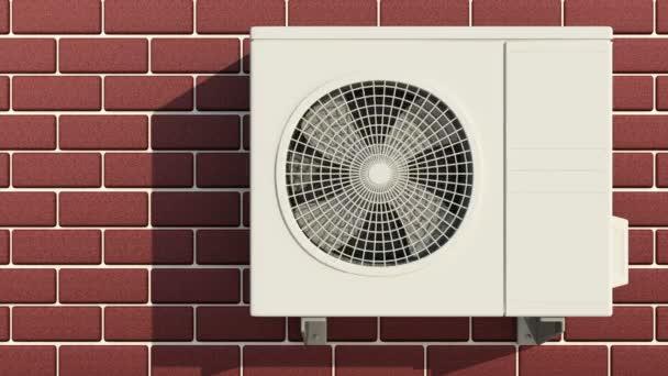 Ventilator für Außenluft