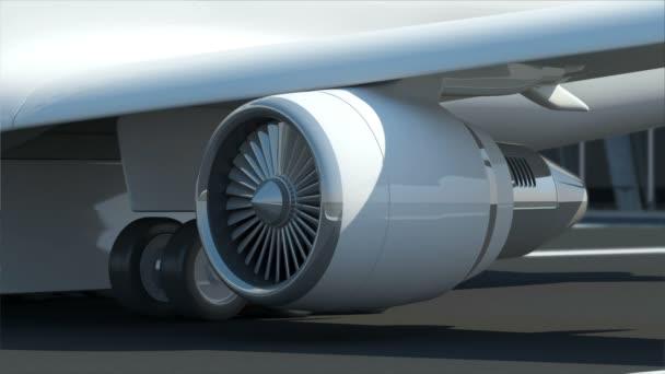 Repülőgép-turbina motor