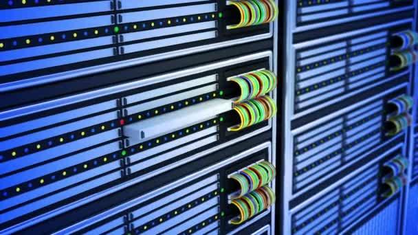 Datové centrum změnil jednotka pevného disku