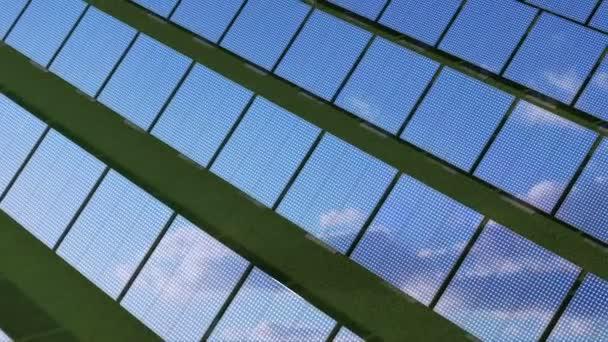 moderne Solaranlage
