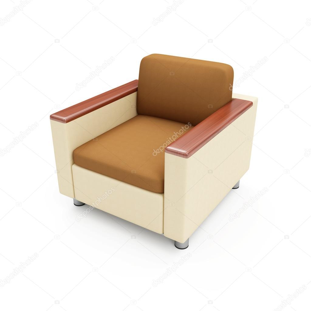 Moderne Lederen Fauteuil.Moderne Lederen Fauteuil Stockfoto C Ras Slava 73416627