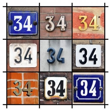 Numbers 34