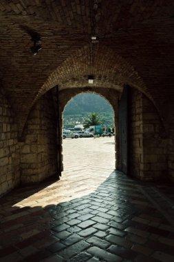 Seaport of Kotor.