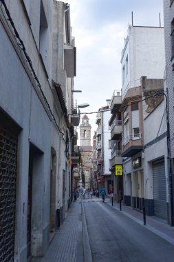 Streets of Calella
