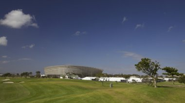 Cape Town Stadium, Soccer World cup