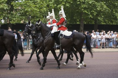 Trooping of the Colour Queen's Birthday in London