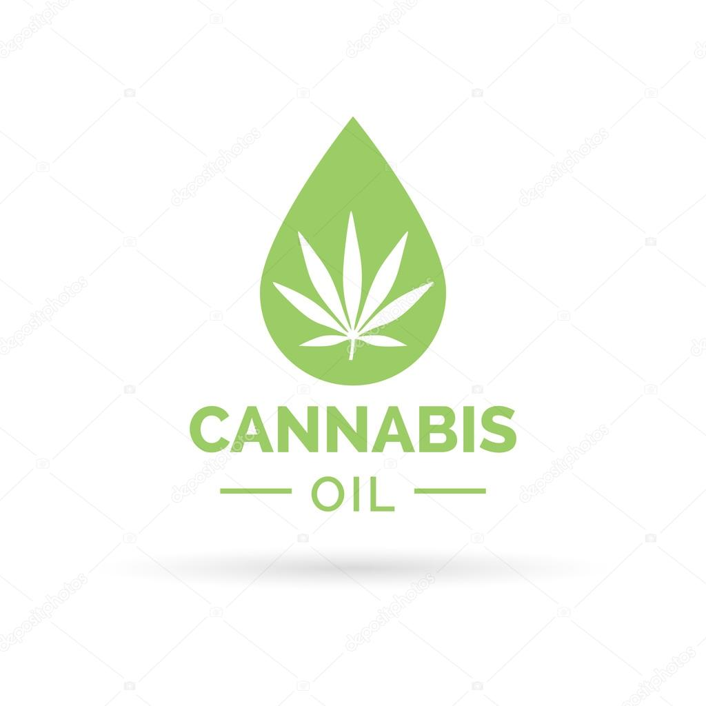 Oil symbol stock choice image symbol and sign ideas cannabis oil icon with marijuana leaf and oil drop symbol stock cannabis oil icon with marijuana biocorpaavc Images