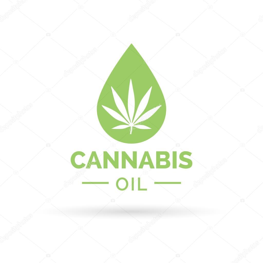 Cannabis oil icon with marijuana leaf and oil drop symbol stock cannabis oil icon with marijuana leaf and oil drop symbol stock vector biocorpaavc