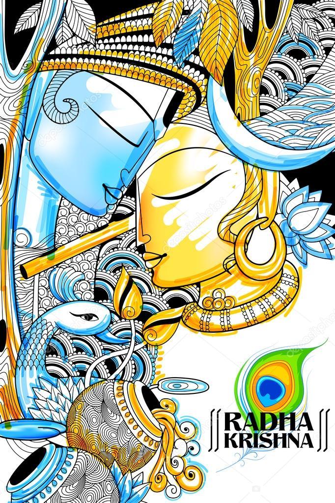 ᐈ Krishna Graphics Stock Pictures Royalty Free Krishna Download On Depositphotos