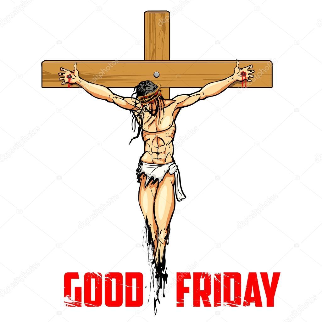Imágenes Jesucristo En La Cruz Jesucristo En Cruz Vector De