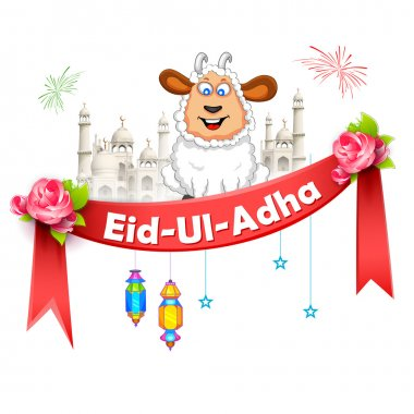 Eid ul Adha, Happy Bakra Id background