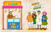 Einheit in der Vielfalt Indiens