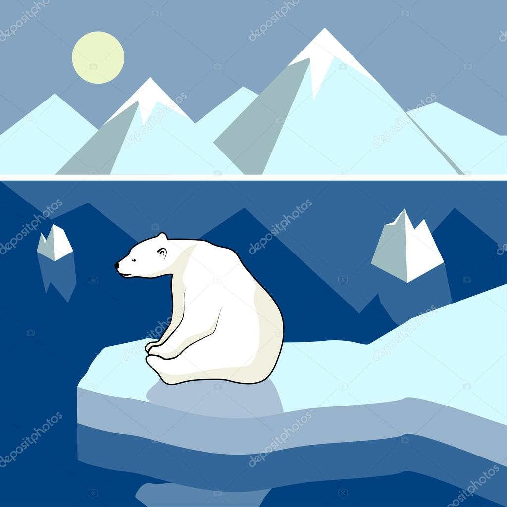 u5317 u6781 u718a u5728 u6d6e u51b0 uff0c u6781 u5730 u666f u89c2  u56fe u5e93 u77e2 u91cf u56fe u50cf u00a9 matc 62392571 iceberg clipart black and white iceberg clip art black and white