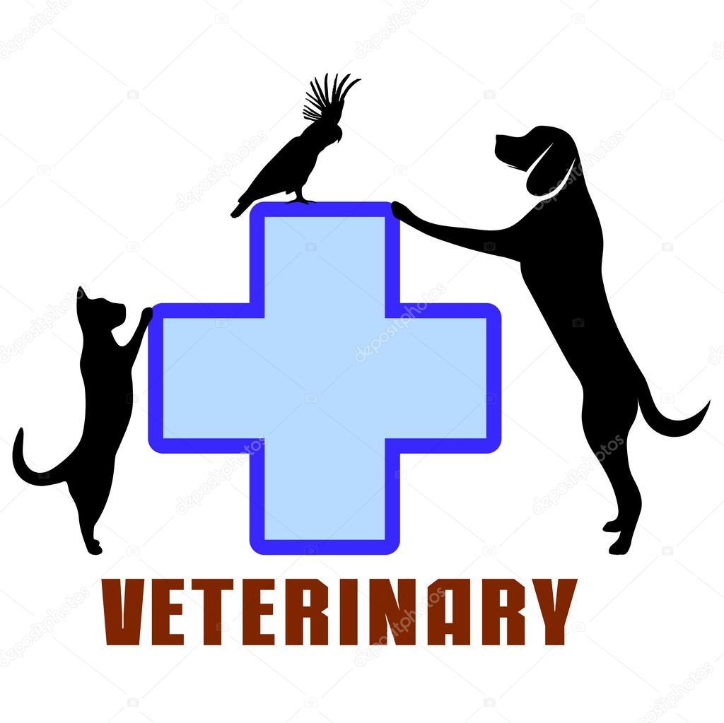 Preferência símbolo da medicina veterinária — Vetores de Stock © matc #64464269 CV56