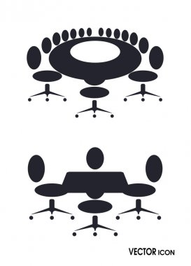 Table for business meetings