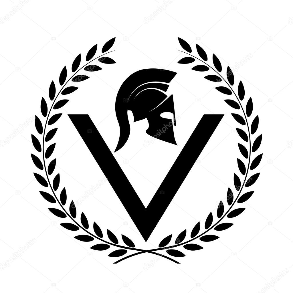 Spartan helmet icon symbol of a warrior stock vector matc spartan helmet icon symbol of a warrior stock vector biocorpaavc