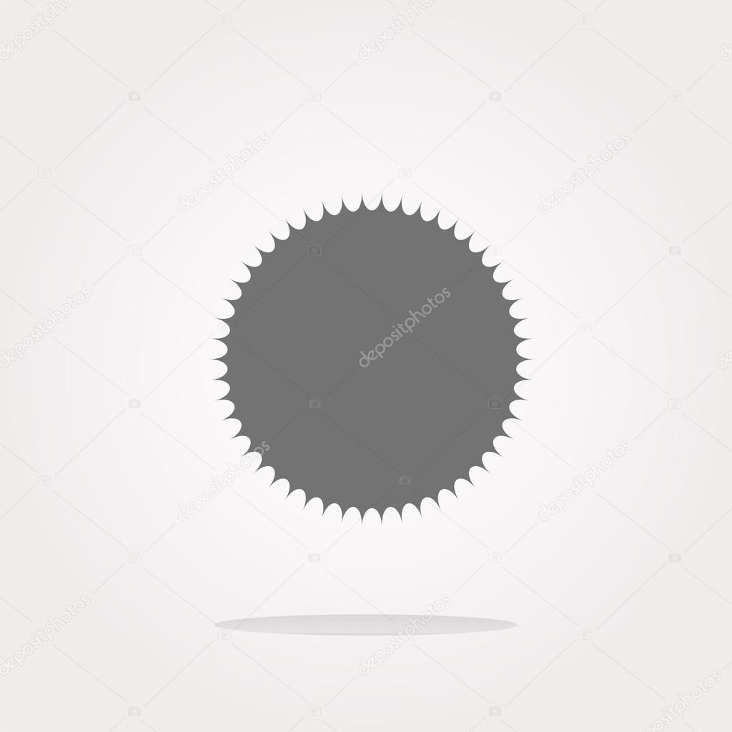 Vektorove Bile Leskle Koule Ikony Tlacitko Izolovane Na Bilem