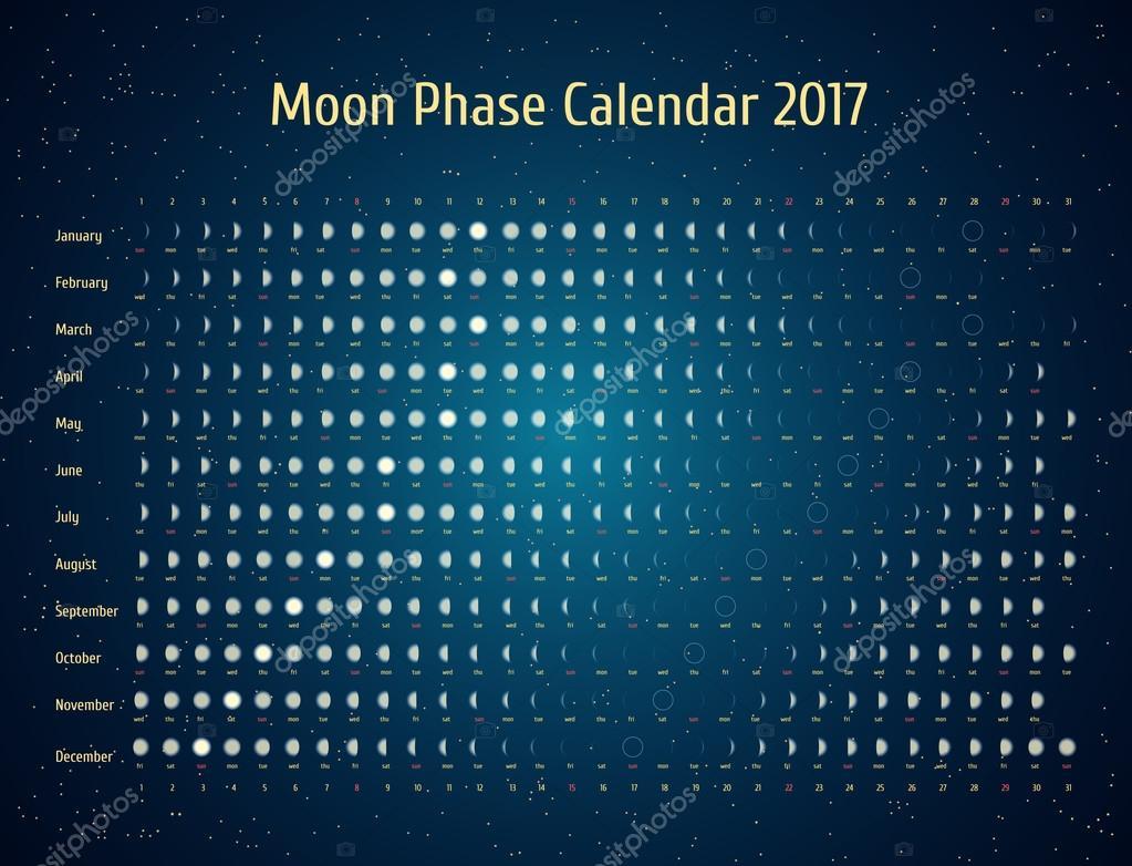 kalender lunar #11