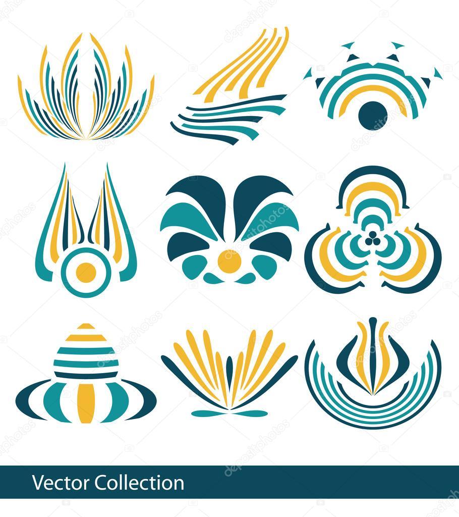 Floral logo ideas