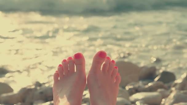 Letní prázdniny koncept. Full Hd Video