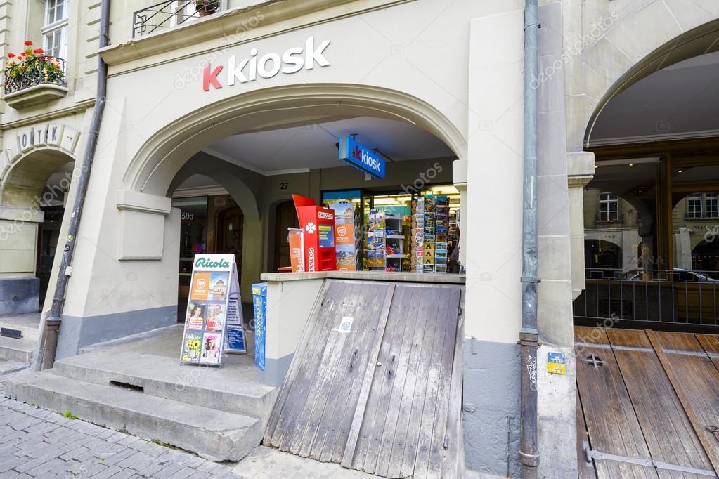 K Kiosk in Bern
