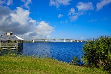 Daytona Beach Halifax river in Florida cabin