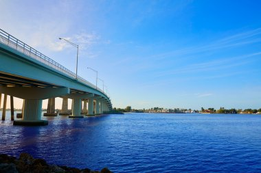 Naples Florida Marco Island bridge view Florida