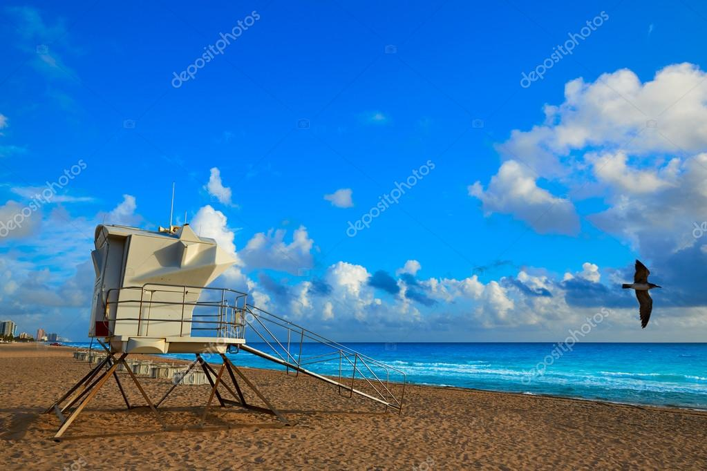 Fort Lauderdale Beach Sunrise Florida Us Stock Photo Tono