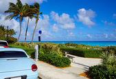 Fotografie Pobřeží pláže Palm Beach, Florida nás