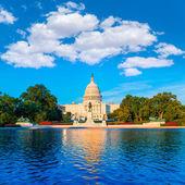 Capitol stavba Washington Dc americký Kongres