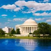 Photo Thomas Jefferson memorial in Washington DC