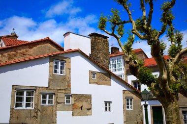 Santiago de Compostela end of Saint James Way