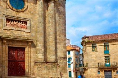 Santiago de Compostela Animas Chapel Galicia