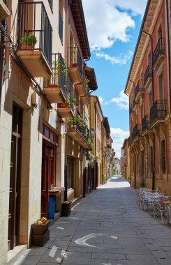 way of Saint James by Santo Domingo de Calzada