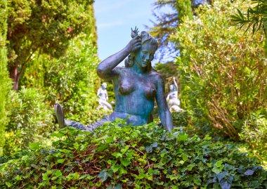 Santa Clotilde gardens Lloret de Mar Costa Brava