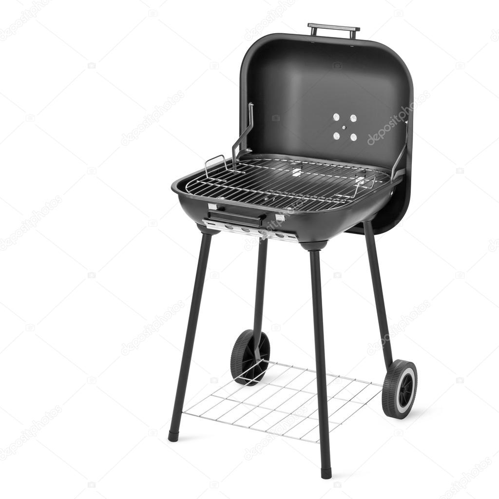 BBQ isolated
