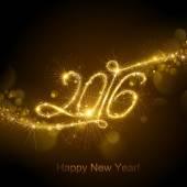 Ohňostroj na nový rok 2016