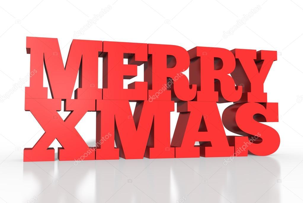 Buon Natale 3d.Buon Natale 3d Foto Stock C Thomaspajot 90095318