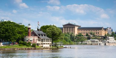 Philadelphia Boat House and Art Museum, Pennsylvania  - US