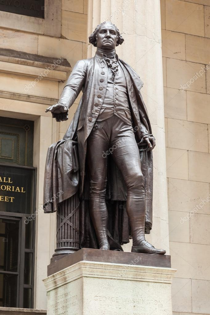 Výsledek obrázku pro foto sochy george washington
