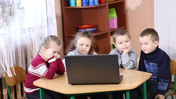gyermekek vizsgálja meg a számítógép